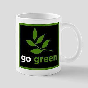 Go Green! Mug