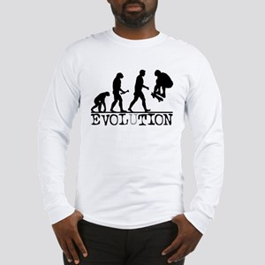 EVOLUTION Skateboarding Long Sleeve T-Shirt