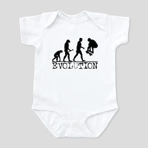 EVOLUTION Skateboarding Infant Bodysuit