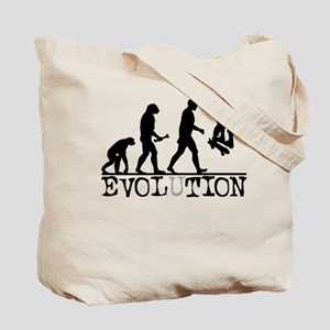 EVOLUTION Skateboarding Tote Bag