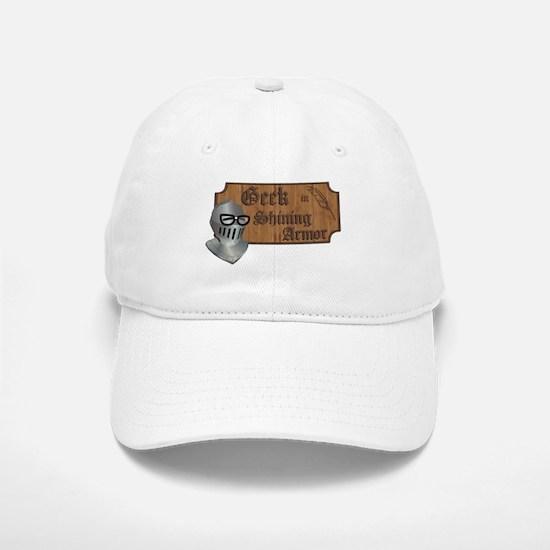Geek Armor Baseball Baseball Cap
