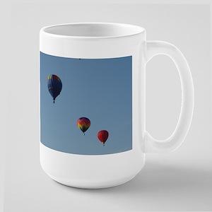 Hot Air Balloon Large Mug