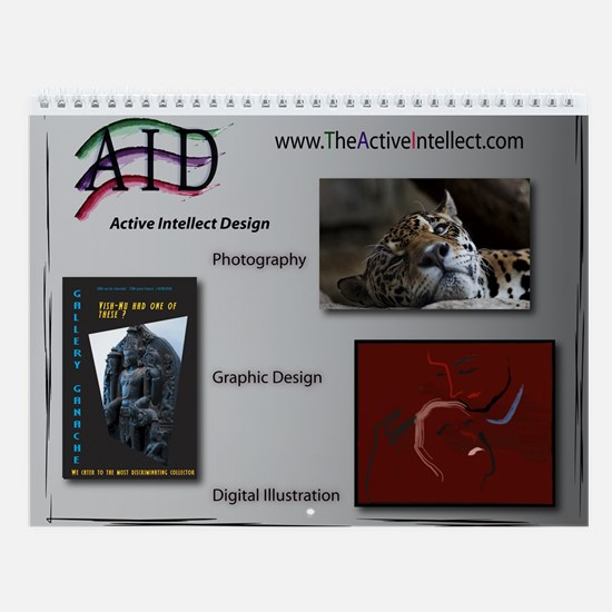 Active Intellect Design calendar