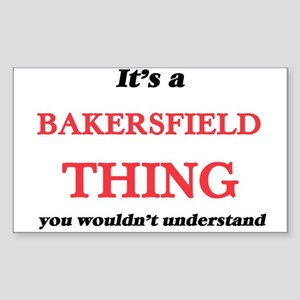 It's a Bakersfield California thing, y Sticker