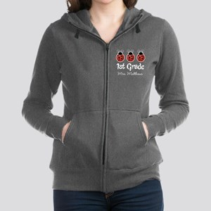 Personalized 1st Grade Teacher Sweatshirt