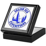 Salish Sea Expeditions Keepsake Box