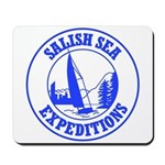 Salish Sea Expeditions Mousepad