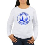 Salish Sea Expeditions Women's Long Sleeve T-Shirt