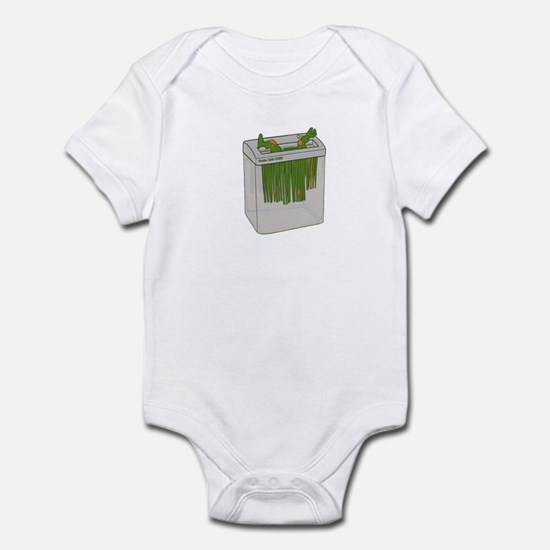 Shredder Infant Bodysuit