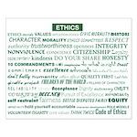 Ethics Awareness Custom Small Poster