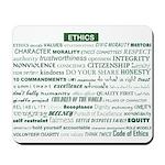 Ethics Awareness Custom Mousepad