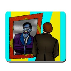 Mirror Man Mousepad