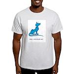 Spiky Ash Grey T-Shirt