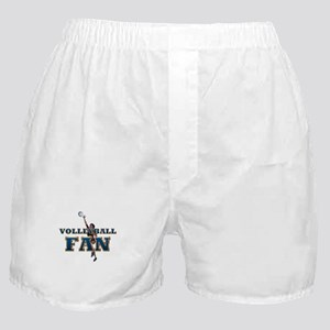 Volleyball Fan Boxer Shorts