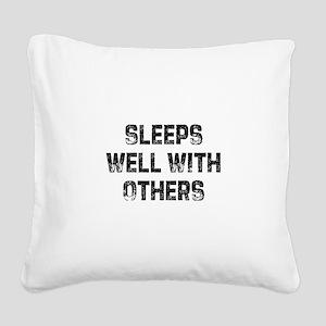 I0120081325253 Square Canvas Pillow