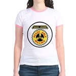 USS JASON Jr. Ringer T-Shirt