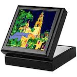 Balboa Park Night Holiday Gift Box