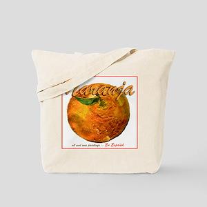 OrangeTote Bag