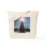 Christmas Peace Tote Bag