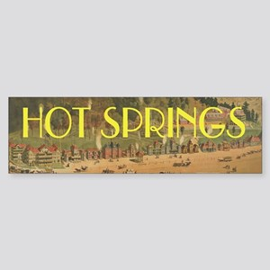 ABH Hot Springs Sticker (Bumper)