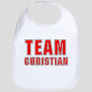 Team Christian Bib