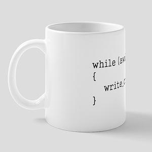 Mug - write_code()