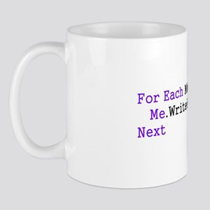For Each Minute In Day... Mug