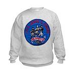 USS JAMES C. OWENS Kids Sweatshirt