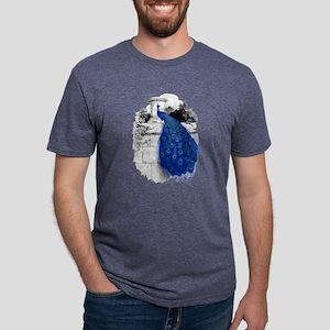 Blue Peacock T-Shirt