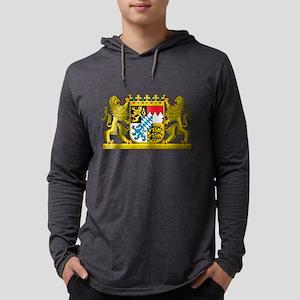 Bavaria Coat Of Arms Long Sleeve T-Shirt