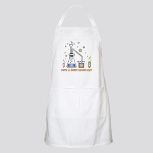 Scien-tastic Day Science BBQ Apron