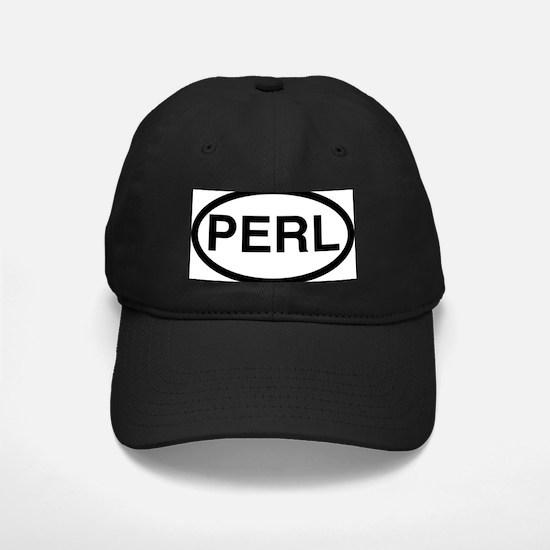 Perl Baseball Hat