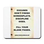 Screenwriter's Mousepad