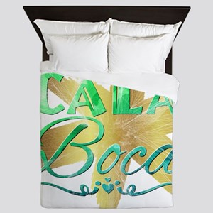 Cala Boca Queen Duvet