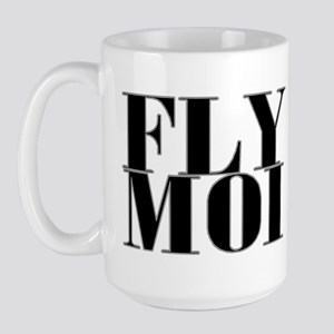 Fly Me Large Mug