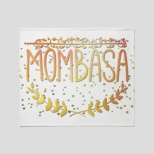 Mombasa Throw Blanket