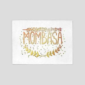 Mombasa 5'x7'Area Rug