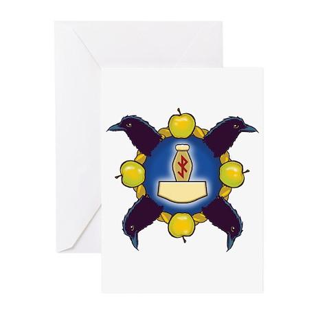 Troth Logo Greeting Cards (Pk of 20)