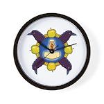 Troth Logo Wall Clock