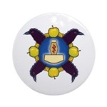 Troth Logo Ornament (Round)