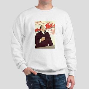 Lenin Socialist CCCP Sweatshirt