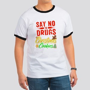 Say No To Drugs T-Shirt: Say Yes To Christ T-Shirt