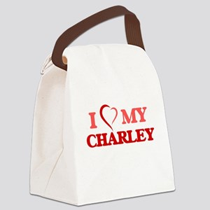 I love my Charley Canvas Lunch Bag