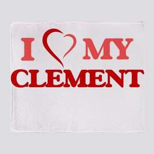 I love my Clement Throw Blanket