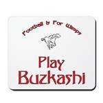 Play Buzkashi Mousepad