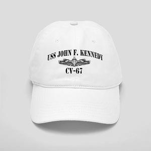 USS JOHN F. KENNEDY Cap