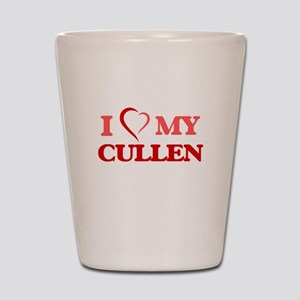 I love my Cullen Shot Glass