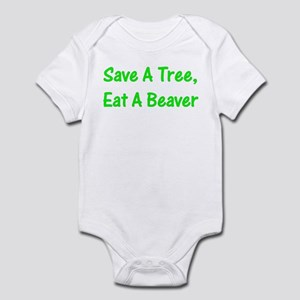 Save A Tree - Infant Bodysuit