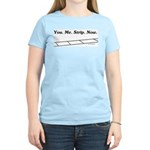 Strip Women's Light T-Shirt