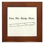Strip Framed Tile